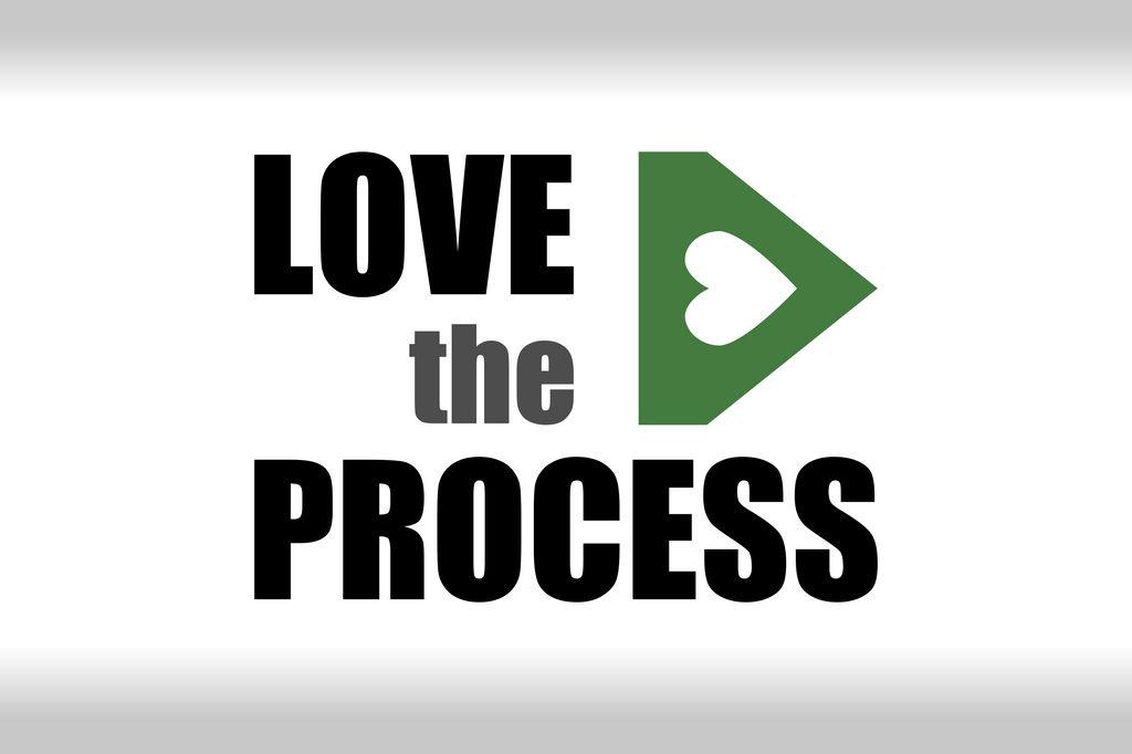 Love the Process Widescreen