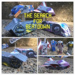 The Search for Beatdown - Overcompensatron Fan Art