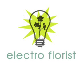 Electro Florist Logo idea by fulcrum-lever