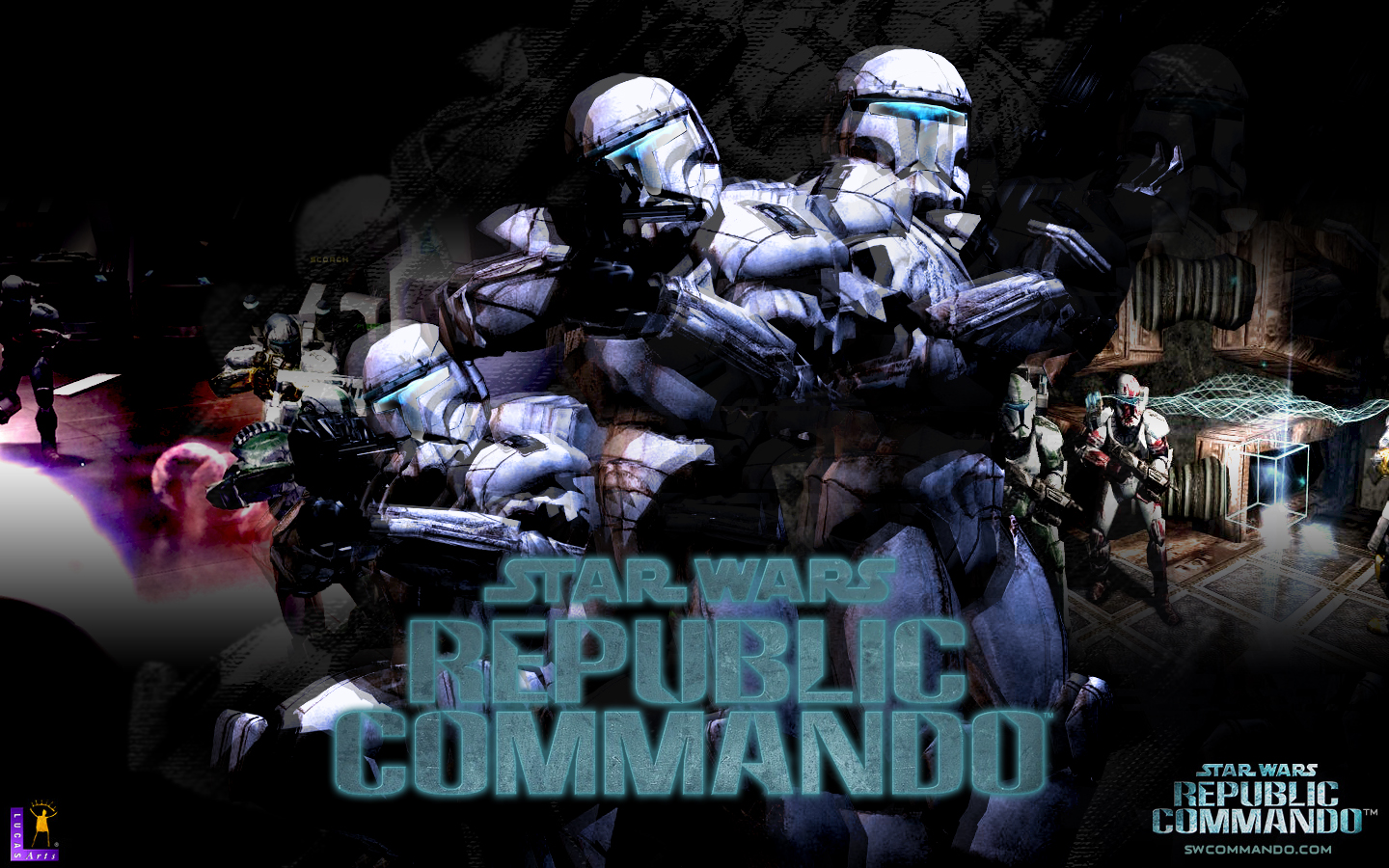 Commando 2 Wallpaper: Republic Commando Wallpaper3 By Juniorjedi On DeviantART