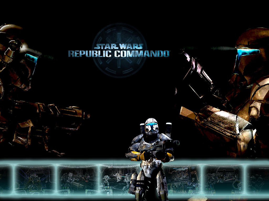 Republic Commando Wallpaper8 By Juniorjedi On Deviantart