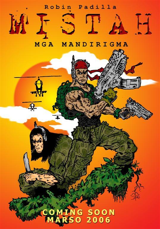 Mistah: Mga Mandirigma by chaxdaman