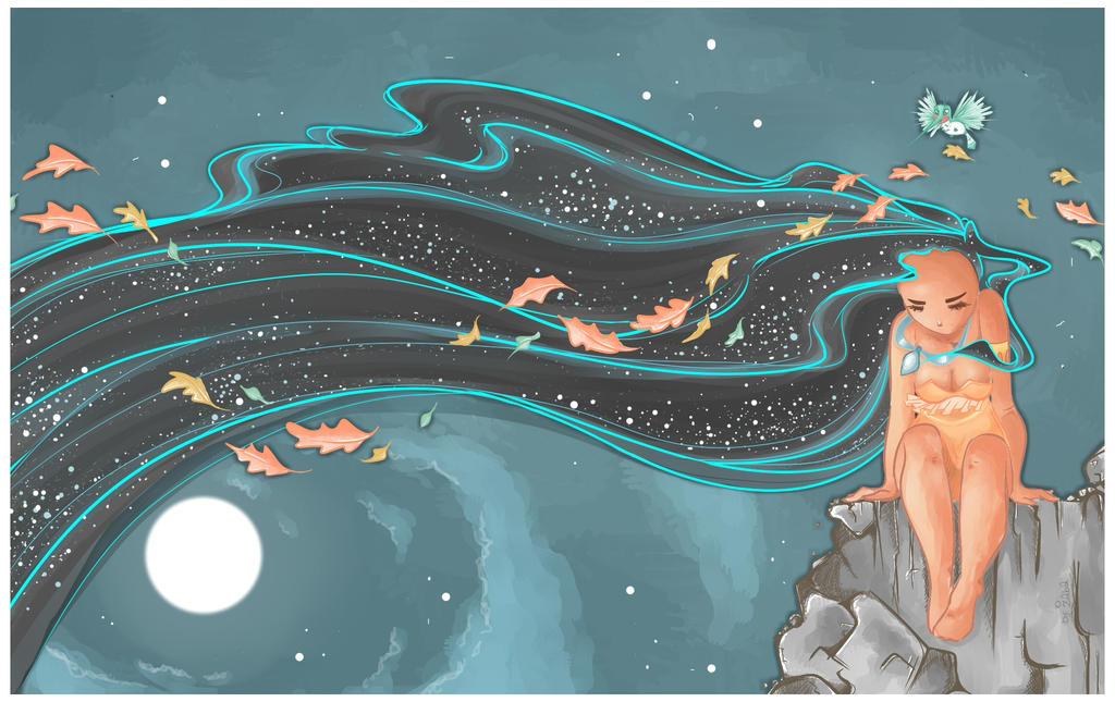 Pocahontas by Avvangarda
