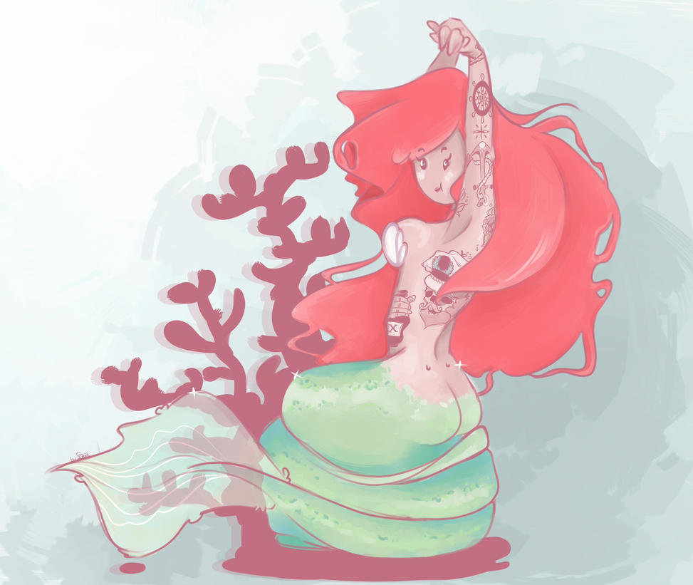 Ariel by Avvangarda