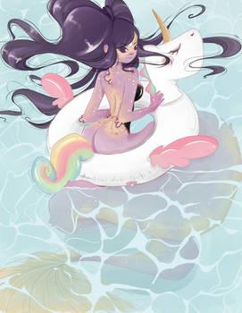 Not a Mermaid