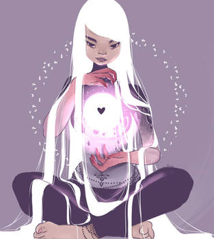 Love Witch by Avvangarda