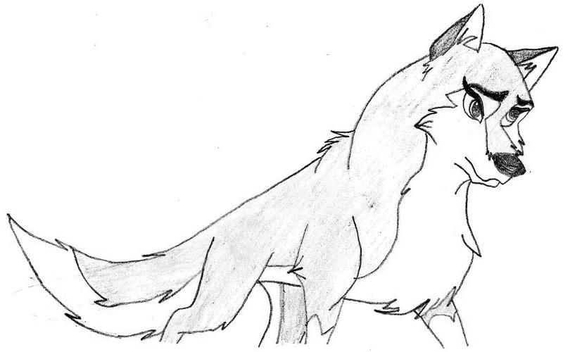 Balto 3 Coloring Pages. balto coloring pages colouring pages balto ...
