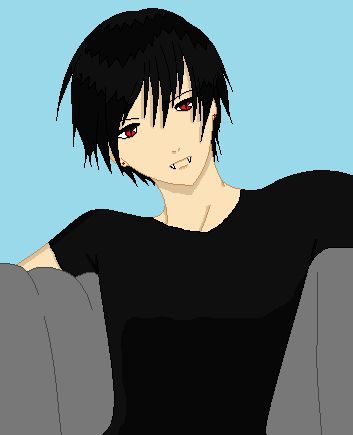 Anime Vampire By Bitten2007