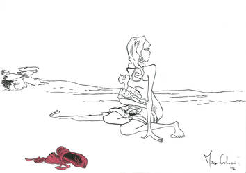 Claudia Gerini's Layout by MarcoCalosci