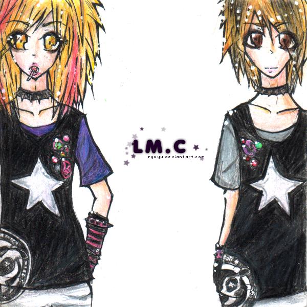 """LM.C """"88"""" by ryuyu"""