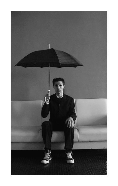 the umbrella man by johnnymarbelo on deviantart