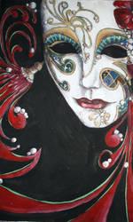 Mask Design 2 by alhopwood