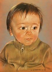 Another Little Boy by UytterhaegheDaniel