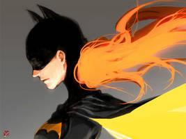 Batgirl I by 89g