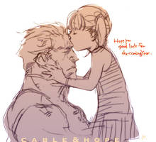 Cable and Hope by 89g