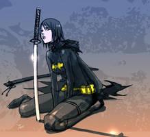 batgirl unmasked 4 by 89g