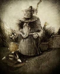 the puppet master by berkozturk