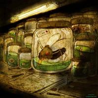 bad laboratory by berkozturk
