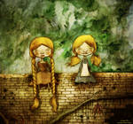 rapunzel and alice