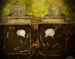 Graveyard lovers by berkozturk