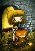halloween by berkozturk