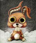 rabbit toy by berkozturk