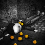 orange thief died