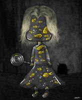 the witch by berkozturk