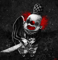 the last clown by berkozturk