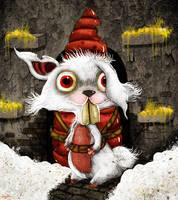 carrot thief by berkozturk