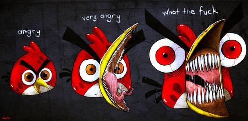 angry birds evolution by berkozturk