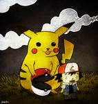 I choose you ash