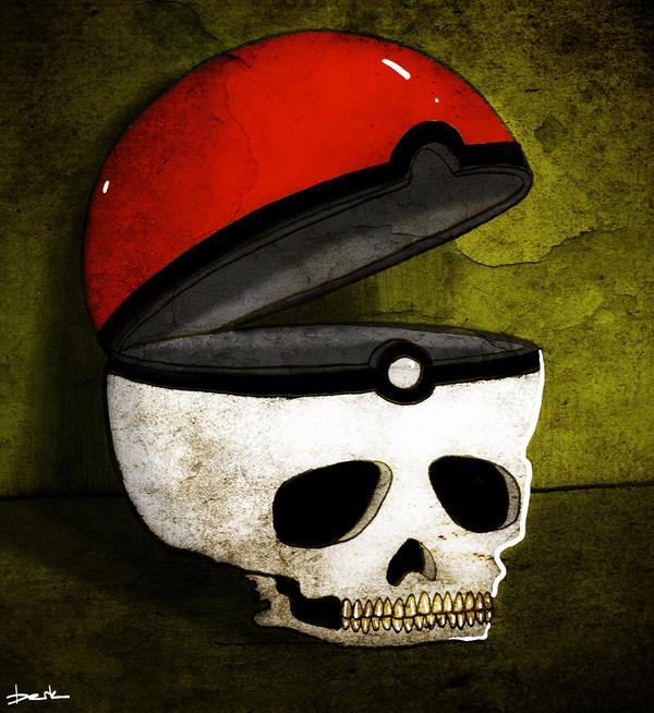 skullball by berkozturk