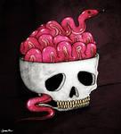 snake brain