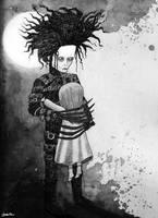 Edward Scissorhands by berkozturk
