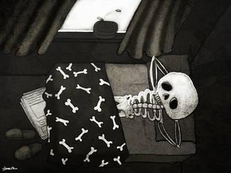 to die alone by berkozturk