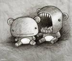 marshmallow bears