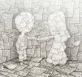 love letters by berkozturk