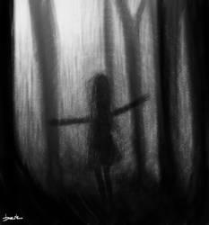 the dark inside me by berkozturk