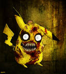 zombie pikachu 2