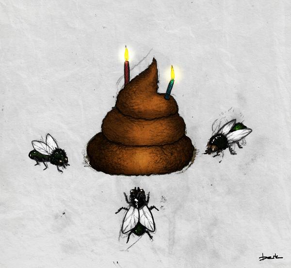 Happy Birthday by berkozturk