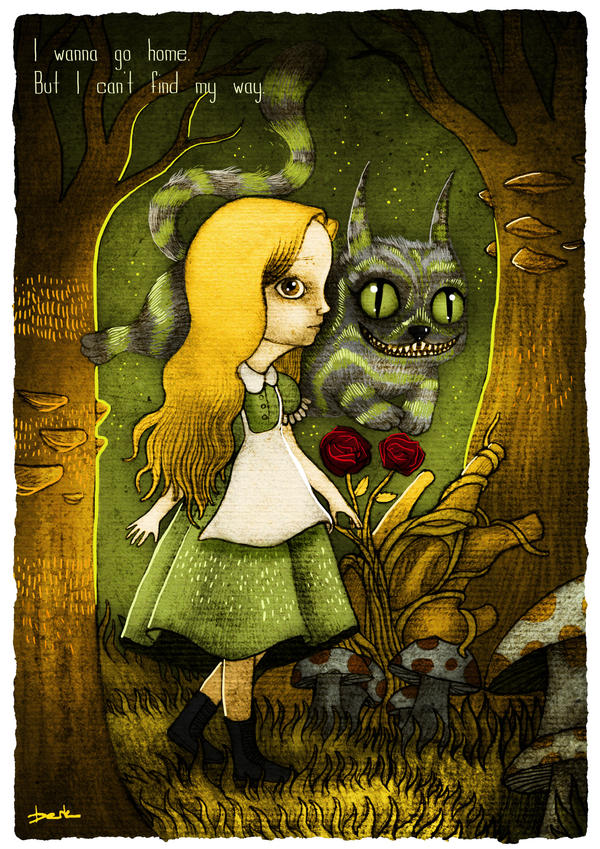Alice by berkozturk