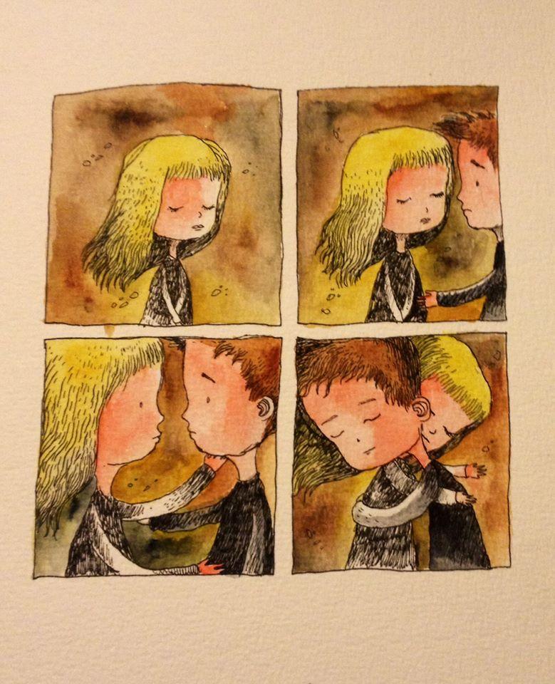 hug by berkozturk