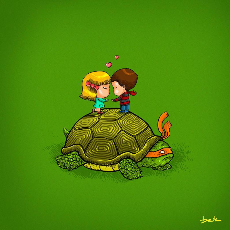 Turtle by berkozturk