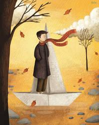 autumn by berkozturk