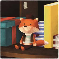 fox by berkozturk