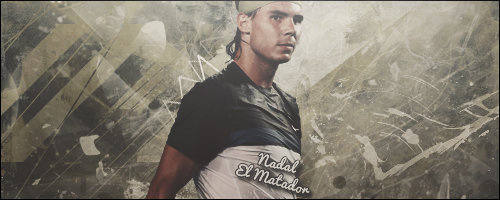 Rafael Nadal Signature By Mahmoudmontaser On Deviantart