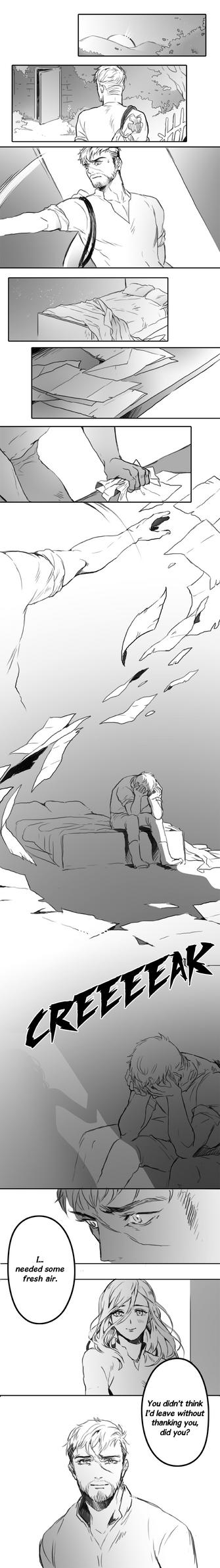 Crossroads: Page Three