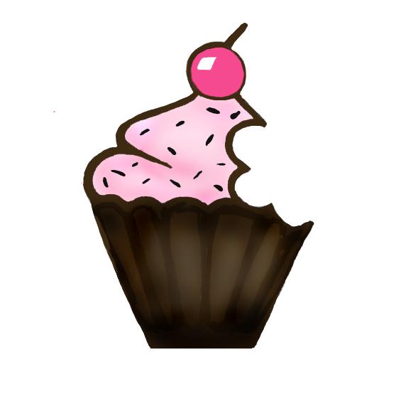 Cupcake Design Png : Cupcake Logo by daniela626 on DeviantArt