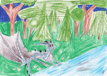 Miranda and 2 ryby by Umisa